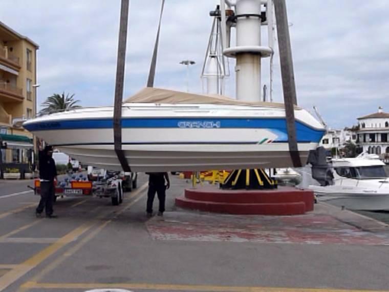 cranchi derby 700 in marina d u00b4emp u00fariabrava
