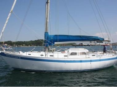 Ebbtide 39 in Cornwall | Sailboats used 51985 - iNautia