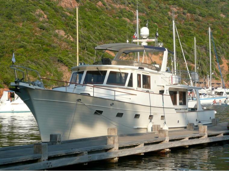 Fleming 55 In Var Motor Yachts Used 65655 Inautia