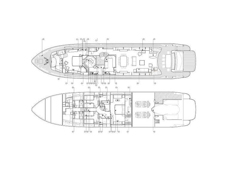 34 Metre Yacht