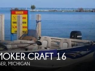 Smoker Craft 161 Pro Angler