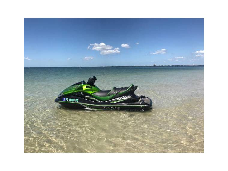 2015 Kawasaki Ultra 310LX Supercharged Jet Ski in Florida | Power ...