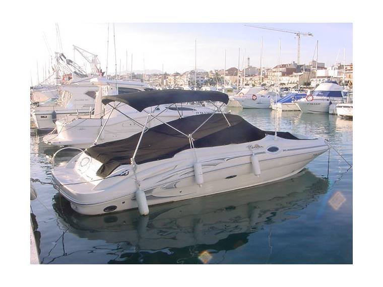 SEA RAY 270 SUNDECK in CN Cambrils | Speedboats used 49547 - iNautia