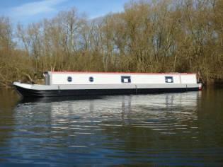 Custom Stem to Stern 57' Narrowboat