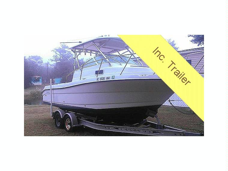 Robalo 2240 wa in florida day fishing boats used 48535 for Robalo fish in english