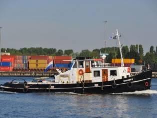 Sleepboot Tug Boat CBB Certificaat!