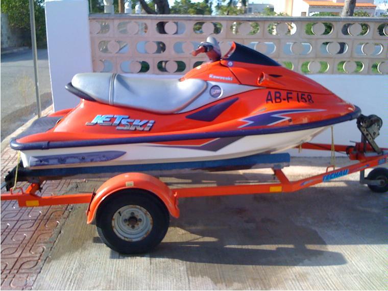 Kawasaki Jet-sky Ultra 150 in Port de Sant Antoni de Portmany | Jet