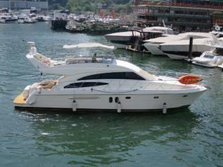 Ruby 56 Motor Yacht
