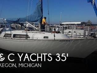 C & C Yachts 35 Landfall