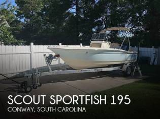 Scout Sportfish 195