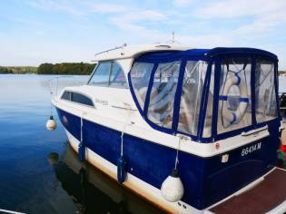 Bayliner Discovery 246 (Video)