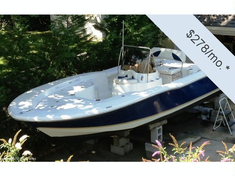 88c5f4a12465 Polar 2310 Bay Boat in Florida