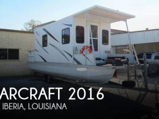 Starcraft 28' Custom Houseboat Rebuilt in 2016