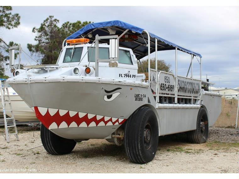 35 LARC V-514 Amphibious Vehicle in Florida | Power boats ...