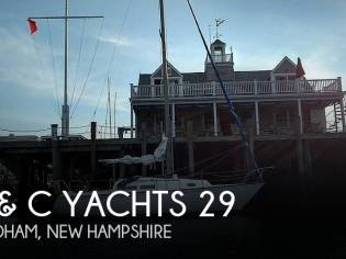 C & C Yachts 29