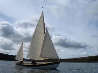 Devon Longboat