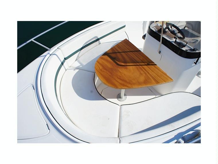rio 600 fisherman in port de sitges cabin cruisers used 57525 inautia. Black Bedroom Furniture Sets. Home Design Ideas