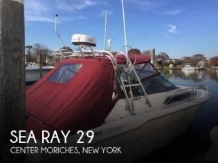 Sea Ray 300 WE