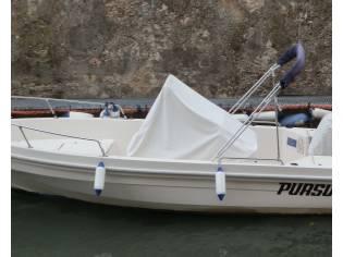 PURSUIT FISHERMAN OPEN 21 CC