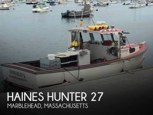 Haines Hunter 27
