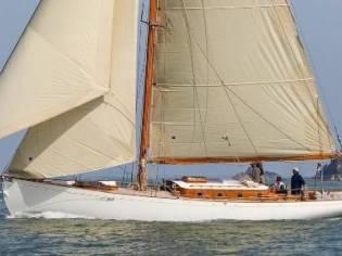 Custom Ed Burnett Bermudan Cutter