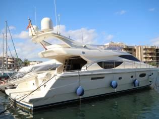 Ferretti 550