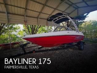 Bayliner 175 Bowrider Flight Series
