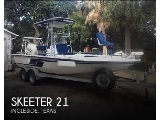 Skeeter Bay Pro 21
