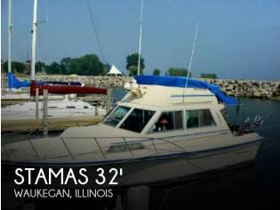 Stamas 32 Sport Sedan