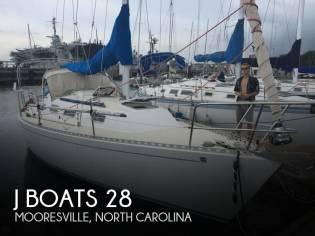 J Boats 28
