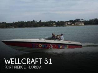 Wellcraft 31 Scarab