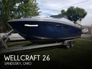 Wellcraft 255 SunCruiser