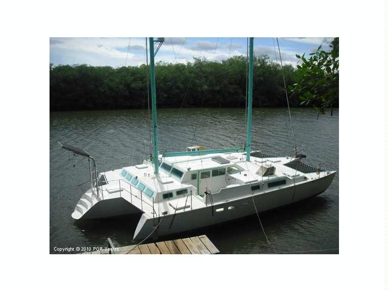 Norman Cross 52 Trimaran in Rest of the world   Sailboats used 97535 - iNautia