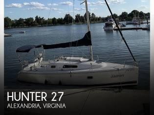 Hunter 27