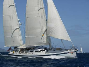 Kanter Chuck Paine Performance Cruising Ketch in Valencia