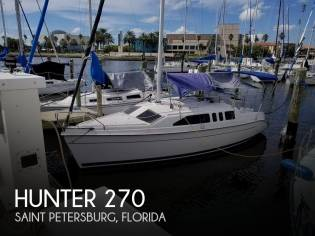 Hunter 270