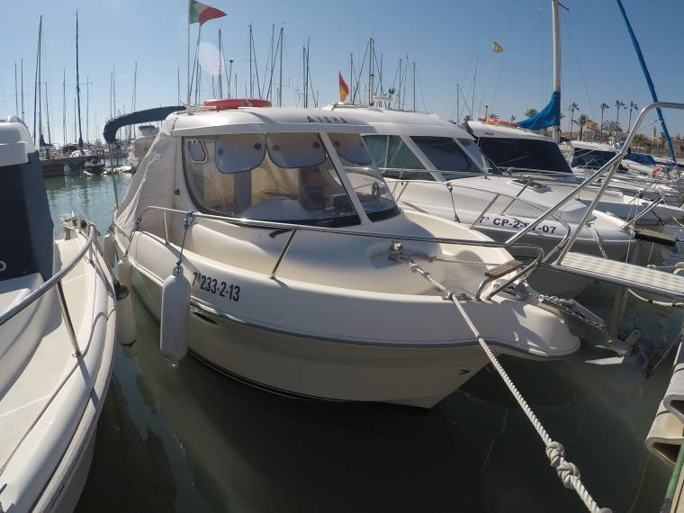 580 Pilothouse