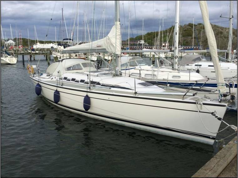 Dehler 36 Jv In Friesland Sailing Cruisers Used 02555 Inautia