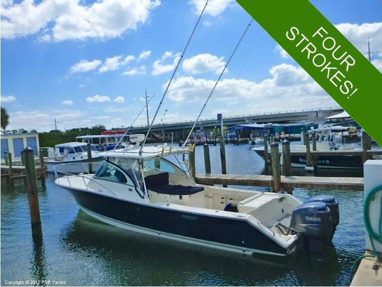 Pursuit 3480 Drummond Island Sportfish In Florida Power