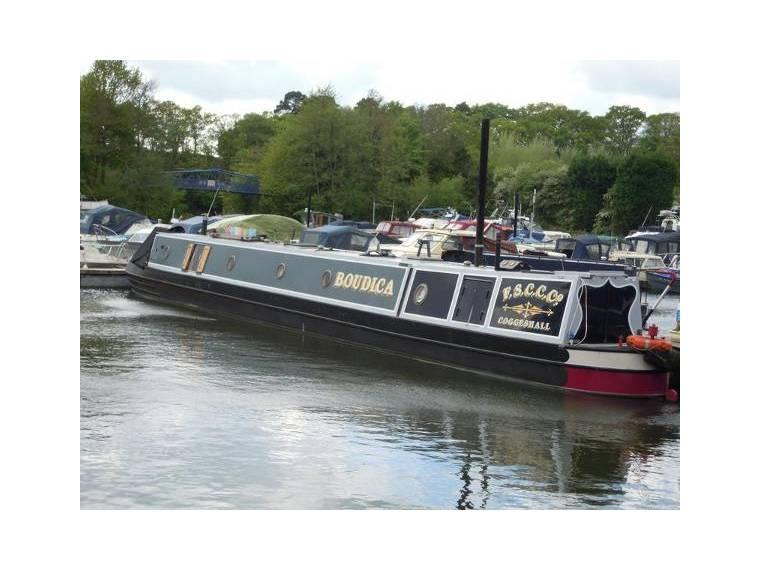 67' Traditional Narrow Boat