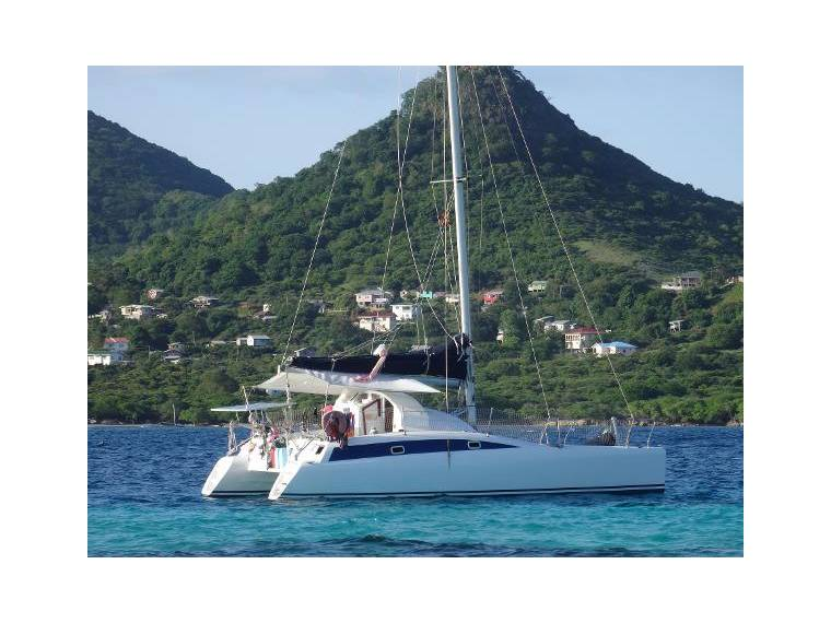 fountaine pajot maldives 32 in martinique