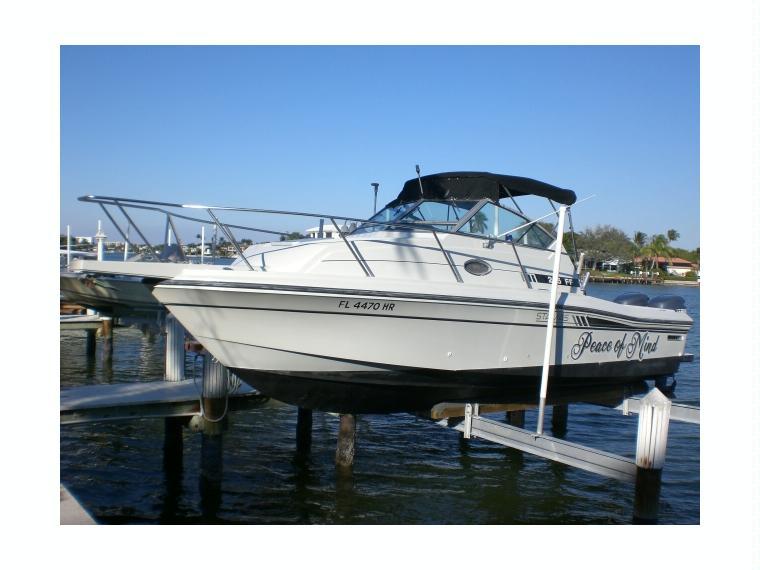 Stamas 255 Fisherman In Florida Day Fishing Boats Used