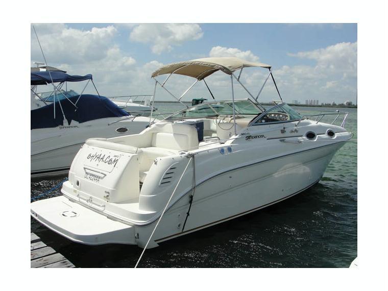 Sea Ray 260 Sundancer In Quintana Roo Motor Yachts Used 67534