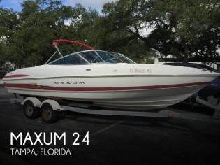 Maxum 2200 SR