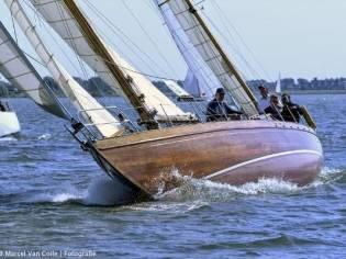 Sailboat 1936 YAWL  SY MARIANNE