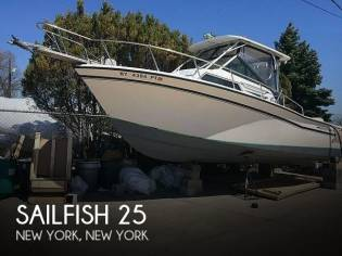 Grady-White Sailfish 252