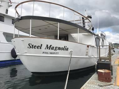 Steel Magnolia 1972 / 2005  Fairmile Marine