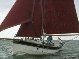 Cornish Crabber - Pilot Cutter 30