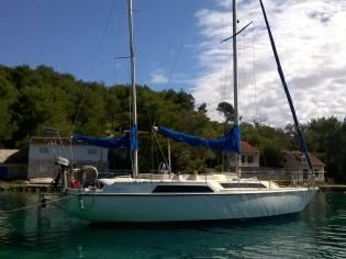 Sailing yacht GIBSEA 35 - Gilbert Marine