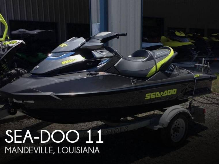 GTX 215 Limited Sea Doo, Jet Ski, PWC